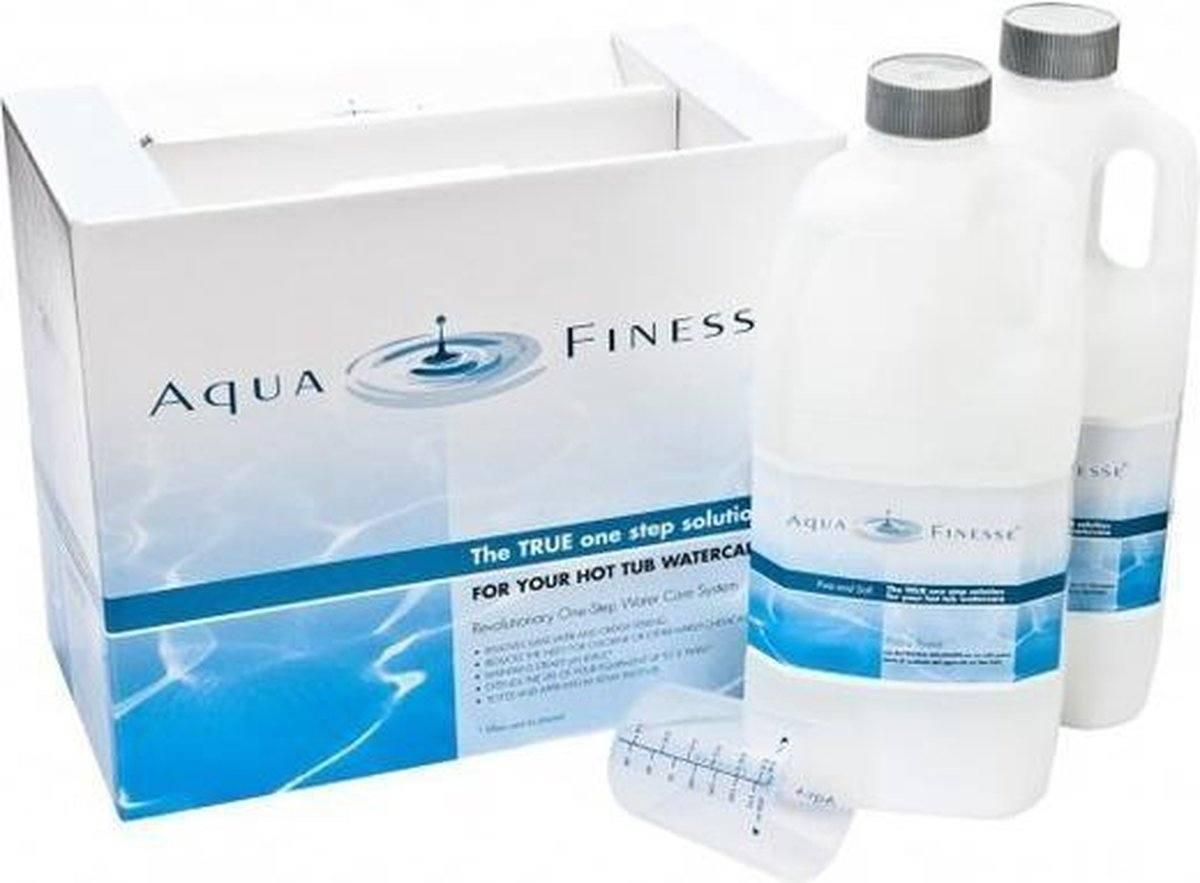 AquaFinesse Spa & Hottub waterbehandelingset
