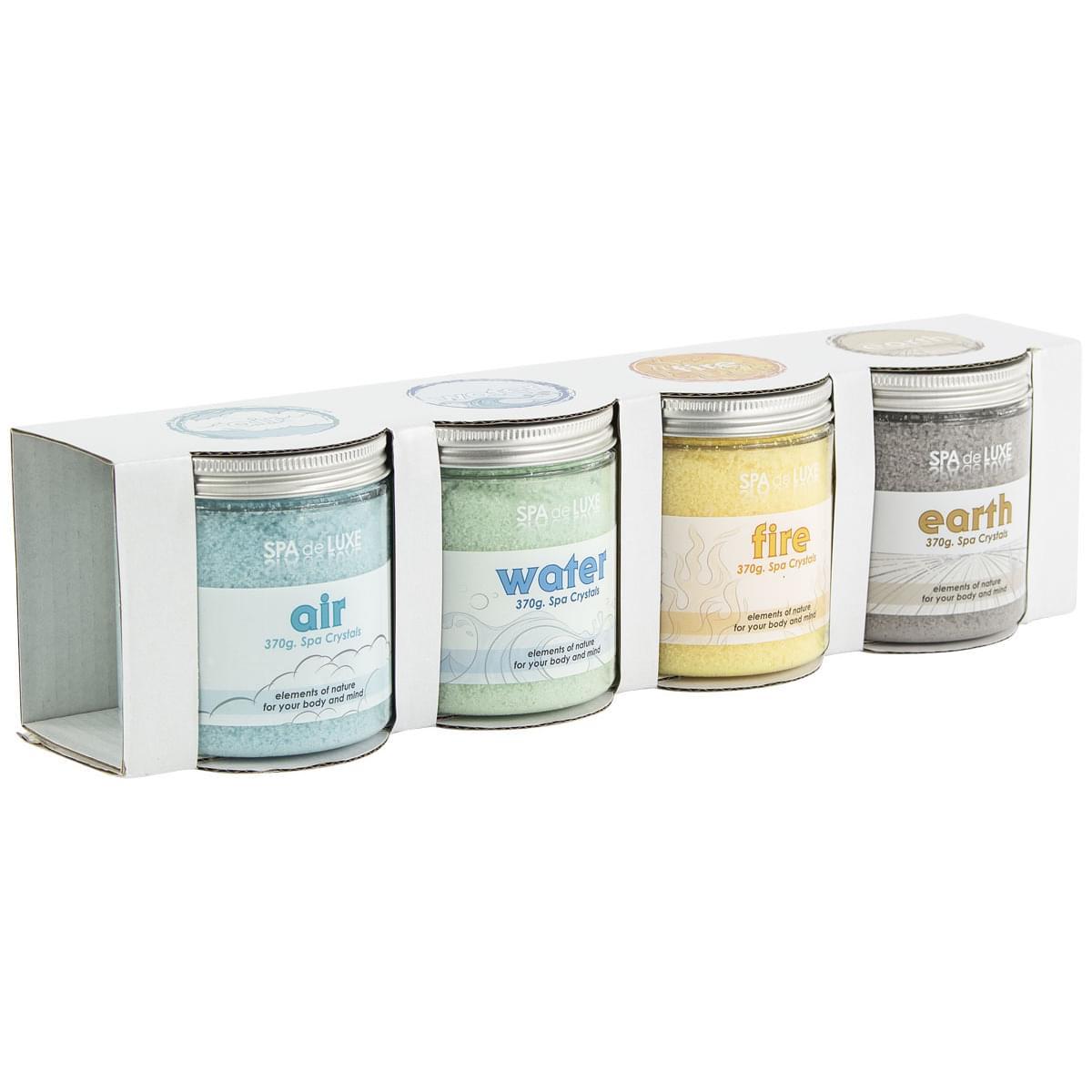 AquaFinesse badzout voor Jacuzzi en hottub (4 in 1)