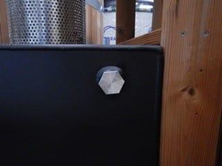 Magnesium anode – Kirami (buitenkachel)
