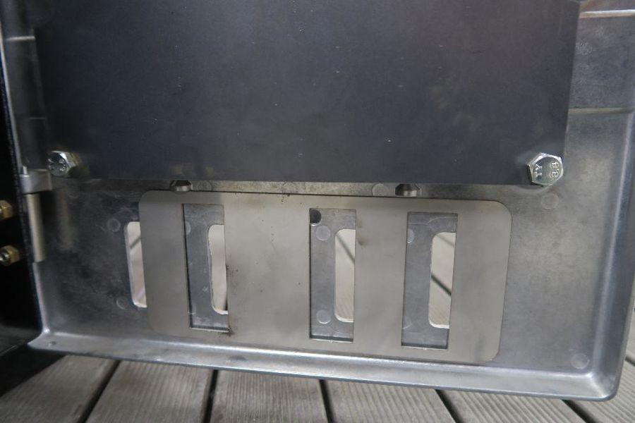 Hottub kachel Luchtschuif - houdt de hottub langer warm!